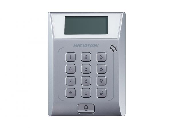 Access Control Terminal (DS-K1T802E) Access Control Standard Keypads Product Knowledge Johor Bahru (JB), Malaysia, Skudai Supplier, Installation, Supply, Supplies | VICTORY CCTV & AUTOMATION