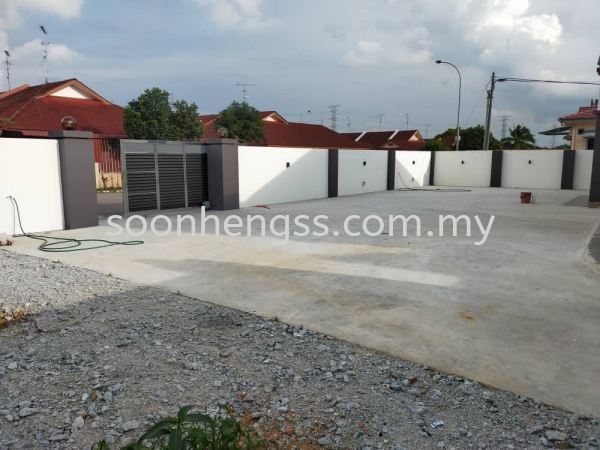CEMENT WORKS RENOVATION WORKS Johor Bahru (JB), Skudai, Malaysia Contractor, Manufacturer, Supplier, Supply | Soon Heng Stainless Steel & Renovation Works Sdn Bhd