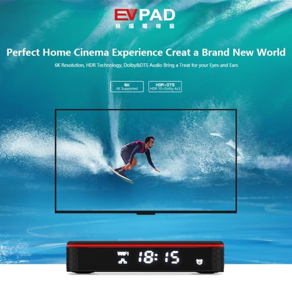 Perfect Home Cinema Experience Creat a Brand New World EVPad TV Box 5S Products Malaysia, Kuala Lumpur (KL), Selangor, Bukit Jalil Package | 12 EFFICIENT ENTERPRISE