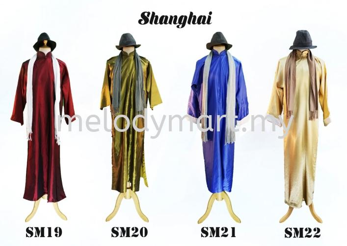 Shanghai SM19-22
