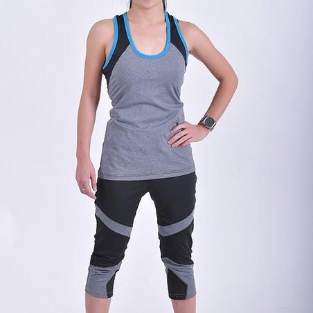 Ladies Gym wear Dry Cool Premium Quality Fabric