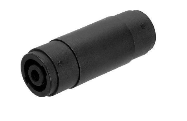 4-Pin Pole Female to 4-Pin Pole Female Speakon Coupler Adapter Others Connectors Accessories Johor Bahru JB Malaysia Supply Supplier, Services & Repair | HMI Audio Visual Sdn Bhd