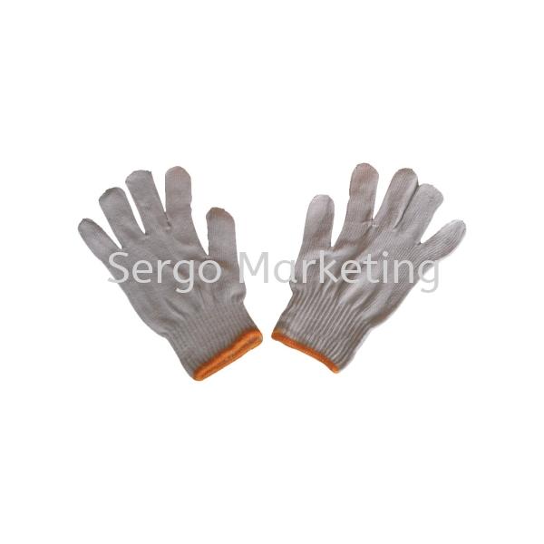 Cotton Hand Glove A105 Hand Glove Selangor, Malaysia, Kuala Lumpur (KL), Rawang Supplier, Manufacturer, Supply, Supplies   Sergo Marketing Sdn Bhd
