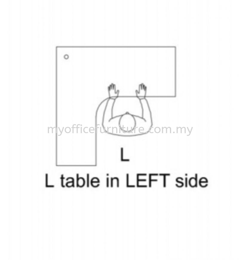 LH (L TABLE IN LEFT SIDE)