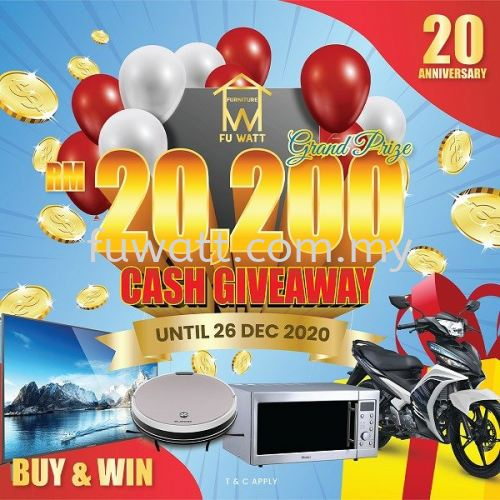 LUCKY DRAW 2020