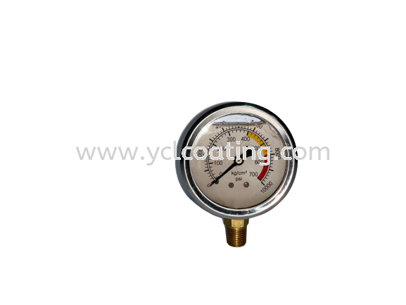 Pressure Gauge Meter Injection Supply Selangor, Malaysia, Kuala Lumpur (KL), Cheras Supplier, Suppliers, Supply, Supplies | YCL Coating Sdn Bhd