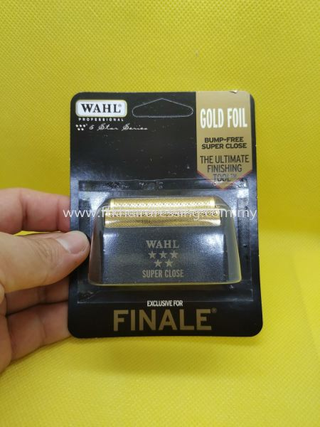 WAHL Finale Replacement Foil #7043-100 Finale WAhl Clipper Sparepart Malaysia, Pahang Supplier, Suppliers, Supply, Supplies | FTK MAJU TRADING (M) SDN BHD