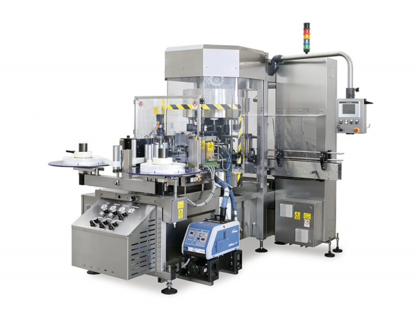 Modular Rotary Roll-Feed OPP Labeller Modular Roll-Feed Solution Automatic Labelling Machine Selangor, Malaysia, Kuala Lumpur (KL), Puchong Supplier, Suppliers, Supply, Supplies | Fillpack Technology Sdn Bhd