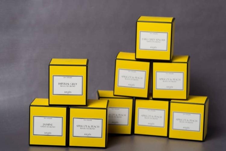 Tea Bag - Anais Premium Tea Bag