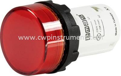 EMAS MBSD220K LED RED 220 V DC/AC