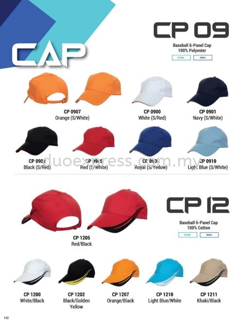 Oren CP09 CP12 Cap