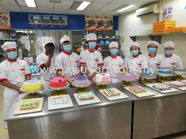 Patisserie Full Time Course Johor Bahru (JB), Malaysia, Desa Tebrau Course, Class | Pastry Art & Culinary Academy Sdn Bhd