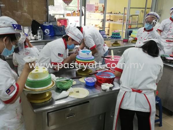 Patisserie Full Time Course Johor Bahru (JB), Malaysia, Desa Tebrau Course, Class | Pastry Art & Culinary Academy Sdn Bhd