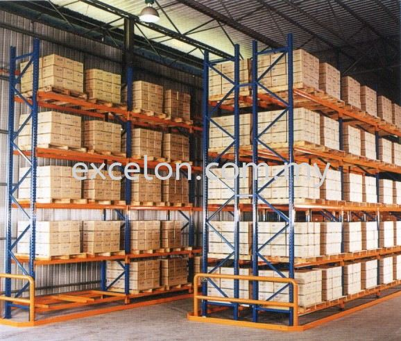 Pallet Racking System Pallet Racking System Selangor, Malaysia, Kuala Lumpur (KL), Puchong Supplier, Suppliers, Supply, Supplies   Excelon Engineering Solutions