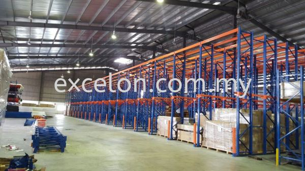 Drive-In Pallet Racking System  Drive-In Pallet Racking System Selangor, Malaysia, Kuala Lumpur (KL), Puchong Supplier, Suppliers, Supply, Supplies | Excelon Engineering Solutions