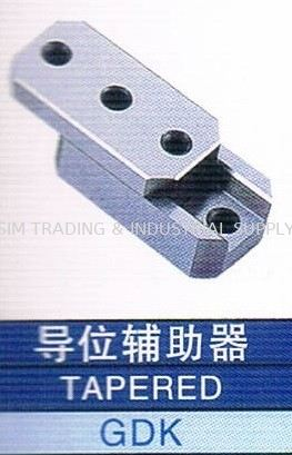 Tapered GDK PLASTIC MOLD ACCESSORIES MOULD & DIES ACCESSORIES Johor, Malaysia, Batu Pahat Supplier, Suppliers, Supply, Supplies   SIM TRADING & INDUSTRIAL SUPPLY