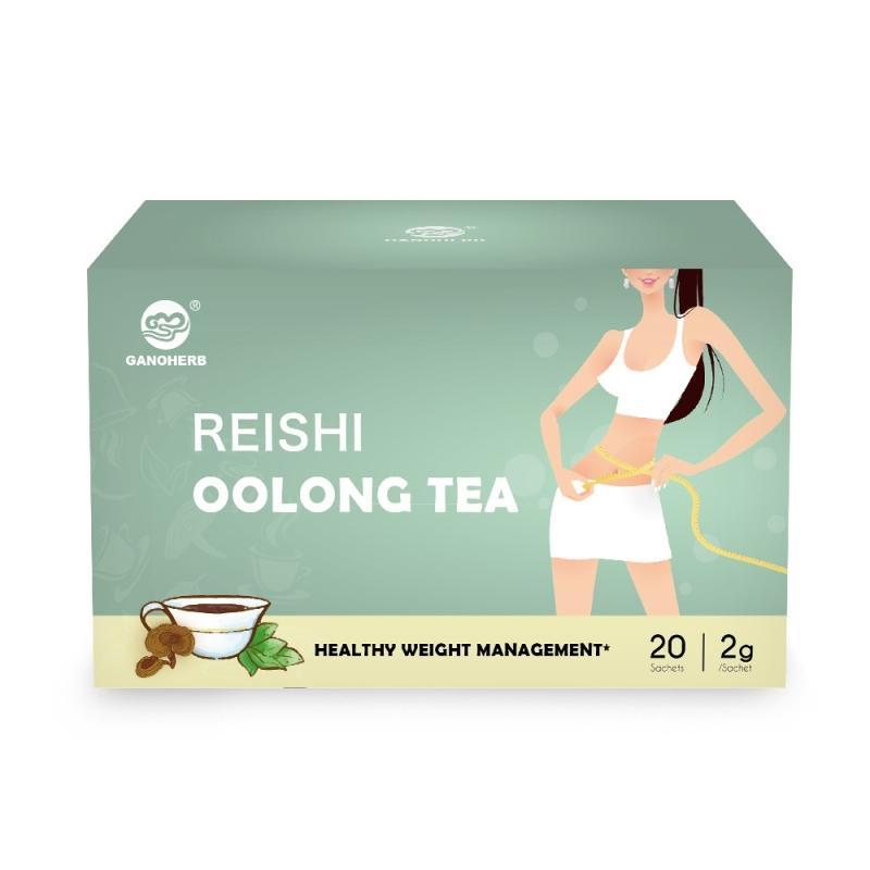 Reishi Oolong Tea