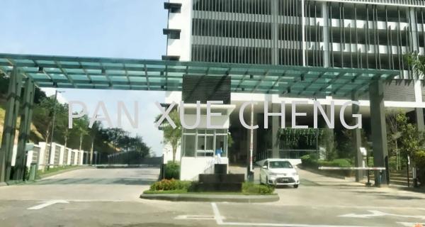 Roof Glass Guard House Roof Glass Selangor, Malaysia, Kuala Lumpur (KL), Rawang Supplier, Installation, Supply, Supplies | Pan Xue Cheng Glass Sdn Bhd