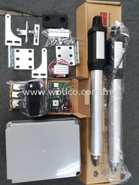 Hox Arm Gate Hox Arm Gate Swing Gate System  Autogate System Johor Bahru (JB), Malaysia, Senai Supplier, Distributor, Supply, Supplies | Wolico Engineering Sdn Bhd