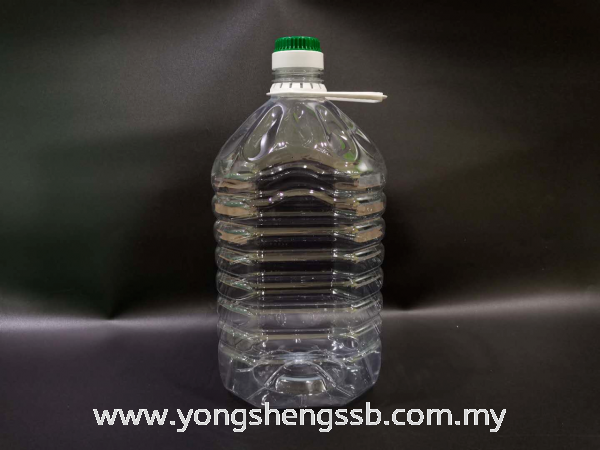 BOTTLE OIL 5 LITER (21PCS/BAG) Container Container / Plastic Cup / Bottle / Bowl / Plate / Tray / Cutleries / PET Johor Bahru (JB), Malaysia, Muar, Skudai Supplier, Wholesaler, Supply | Yong Sheng Supply Sdn Bhd