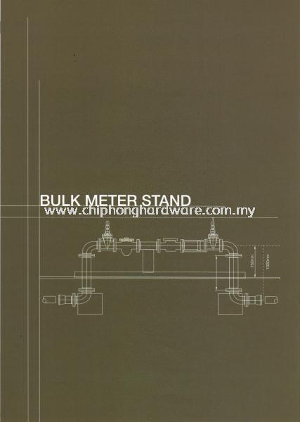 LYE Bulk Meter Stand LYE Valves Valves Selangor, Malaysia, Kuala Lumpur (KL), Seri Kembangan Supplier, Suppliers, Supply, Supplies | CHIP HONG HARDWARE SDN BHD