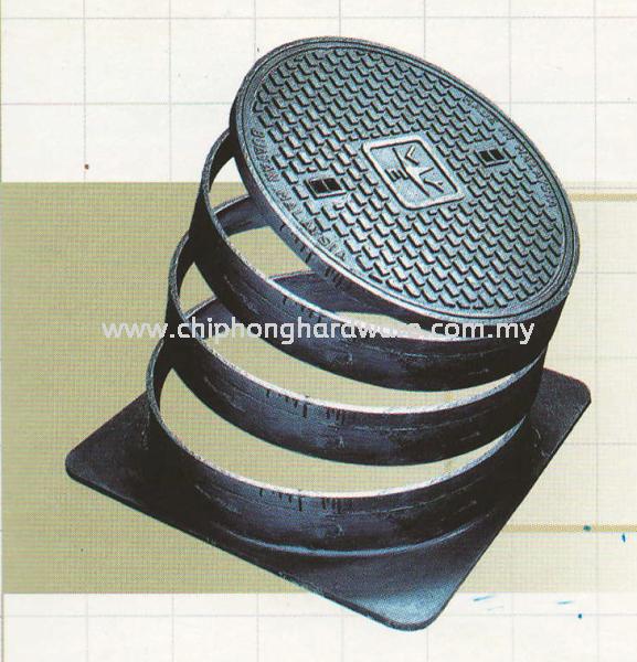 LYE Manhole Cover & Valve Chamber Manhole Cover Selangor, Malaysia, Kuala Lumpur (KL), Seri Kembangan Supplier, Suppliers, Supply, Supplies   CHIP HONG HARDWARE SDN BHD