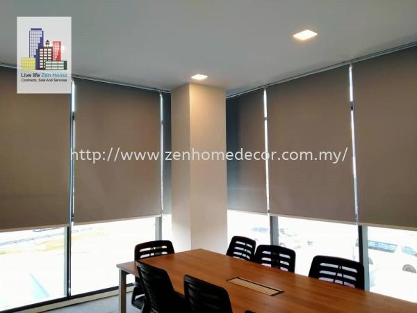 Roller Blinds Roller Blinds Blinds Selangor, Malaysia, Kuala Lumpur (KL), Puchong, Shah Alam Supplier, Suppliers, Supply, Supplies | Zen Home Decor