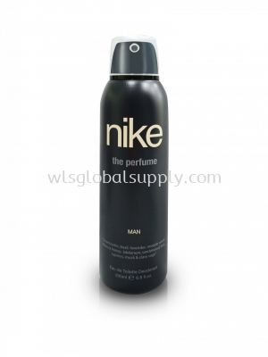 Nike Man Colors Premium EDT DEO Natural Spray 200ml (Man)