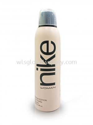 Nike Woman Colors Premium EDT DEO Natural Spray 200ml (Blush)