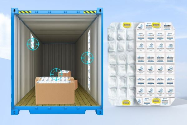 Container Desiccant OTHERS PACKAGING Selangor, Malaysia, Kuala Lumpur (KL), Shah Alam Supplier, Distributor, Supply, Supplies | CSY PACKAGING SERVICES