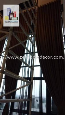 Special Height Curtain