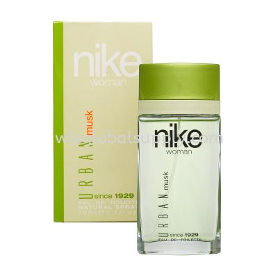 Nike Natural Spray WOMAN 75ml (Urban Musk) perfume women