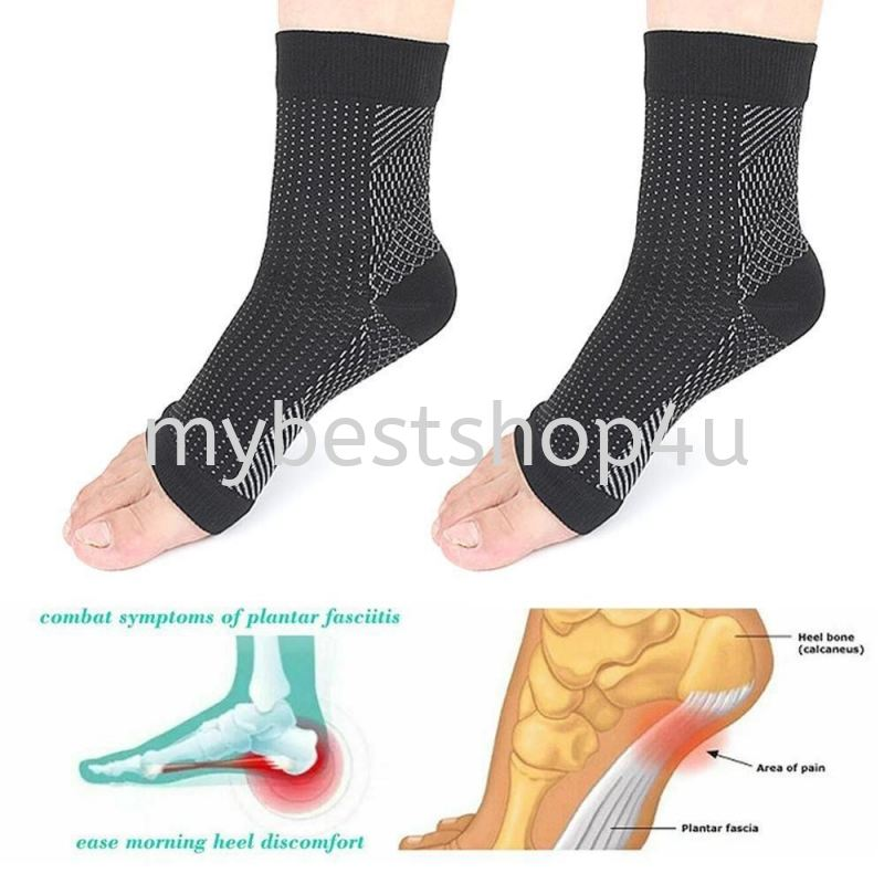 Anti Fatigue Socks Compression Sleeve Relieve Pain Swelling