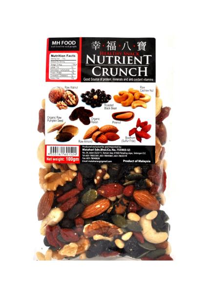 Nutrient Crunch SNACK & COOKIES Malaysia, Selangor, Kuala Lumpur (KL), Petaling Jaya (PJ) Manufacturer, Wholesaler, Supplier, Importer | Matahari Sdn Bhd
