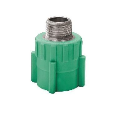 Male Threaded Adaptor PPR Water Piping Systems Polyfuse Heat Fusion Fittings Malaysia, Selangor, Kuala Lumpur (KL), Perak, Semenyih, Ipoh Manufacturer, Supplier, Supply, Supplies   POLYWARE SDN BHD