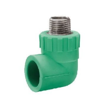 Male Elbow 90бу PPR Water Piping Systems Polyfuse Heat Fusion Fittings Malaysia, Selangor, Kuala Lumpur (KL), Perak, Semenyih, Ipoh Manufacturer, Supplier, Supply, Supplies | POLYWARE SDN BHD