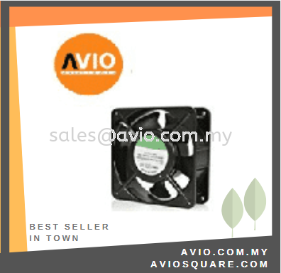 RVF002 Ventilation fan for equipment rack 12cm x 12cm DC 12V RACK Johor Bahru (JB), Kempas Supplier, Suppliers, Supply, Supplies | Avio Digital