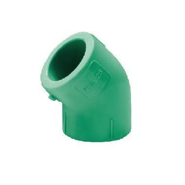 Elbow 45бу PPR Water Piping Systems Polyfuse Heat Fusion Fittings Malaysia, Selangor, Kuala Lumpur (KL), Perak, Semenyih, Ipoh Manufacturer, Supplier, Supply, Supplies | POLYWARE SDN BHD