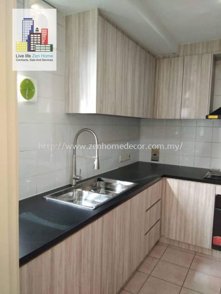 Built In Kitchen Cabinet Built-in works Renovation works Selangor, Malaysia, Kuala Lumpur (KL), Puchong, Shah Alam Supplier, Suppliers, Supply, Supplies | Zen Home Decor