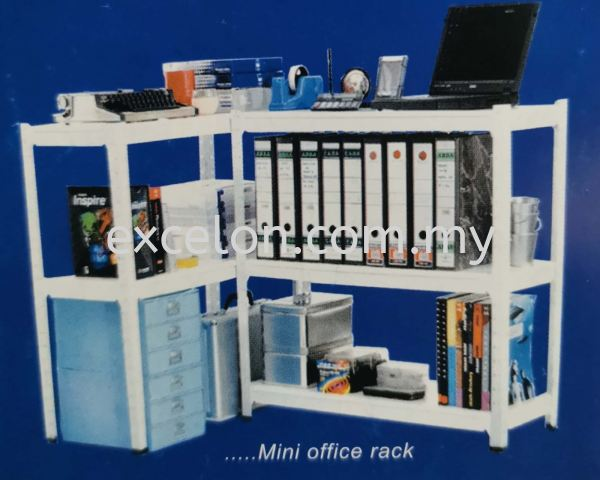 Mini Office Rack 2 In 1 Custom Made Rack Selangor, Malaysia, Kuala Lumpur (KL), Puchong Supplier, Suppliers, Supply, Supplies | Excelon Engineering Solutions