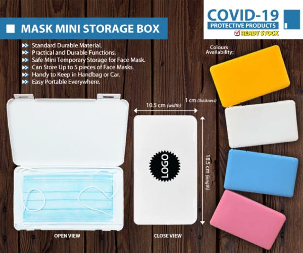 Mini-Mask-Storage Others Kuala Lumpur (KL), Malaysia, Selangor Supplier, Manufacturer, Supply, Supplies | En Gift Industri (M) Sdn Bhd