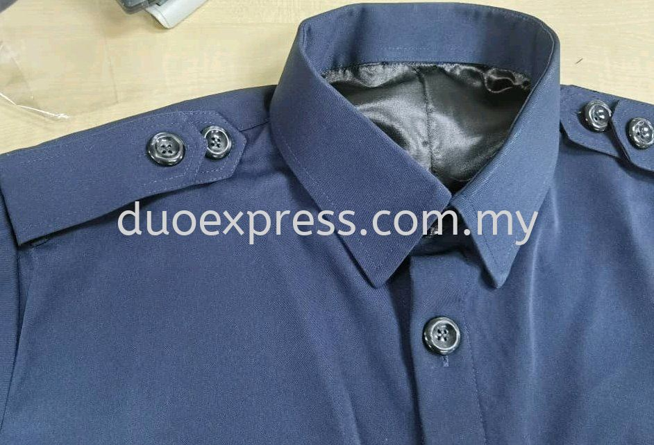 Body Guard & Driver Uniform