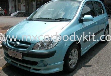 HYUNDAI GETZ RSR BODYKIT  GETZ HYUNDAI Johor, Malaysia, Johor Bahru (JB), Masai. Supplier, Suppliers, Supply, Supplies | MX Car Body Kit