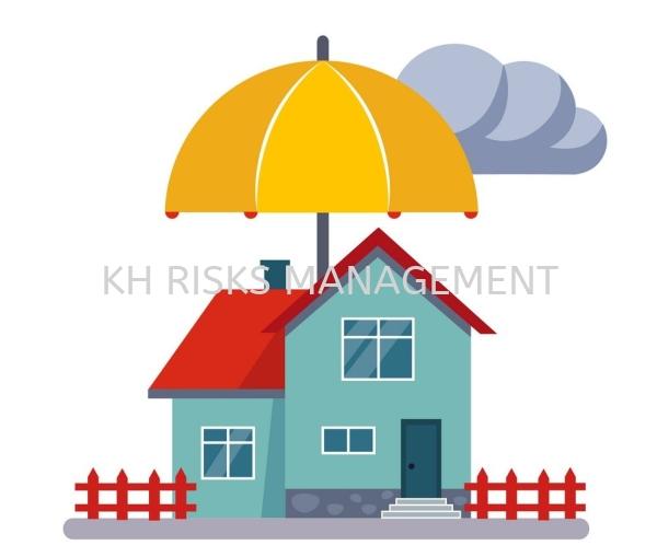 Household Insurance GENERAL INSURANCE FOR HOUSING / SHOPLOT / FACTORY / COMMERCIAL LINES 住宅 / 公寓 / 店屋 / 工厂保险 Johor Bahru (JB), Malaysia, Skudai Service | KH RISKS MANAGEMENT