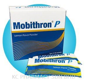 Mobithron Plus ( Lemon Flavour Powder ) 5g x 28 sachets for joint pain VITAMIN SUPPLEMENTS Kedah, Malaysia, Alor Setar Supplier, Suppliers, Supply, Supplies | KC Pharmacy Sdn Bhd