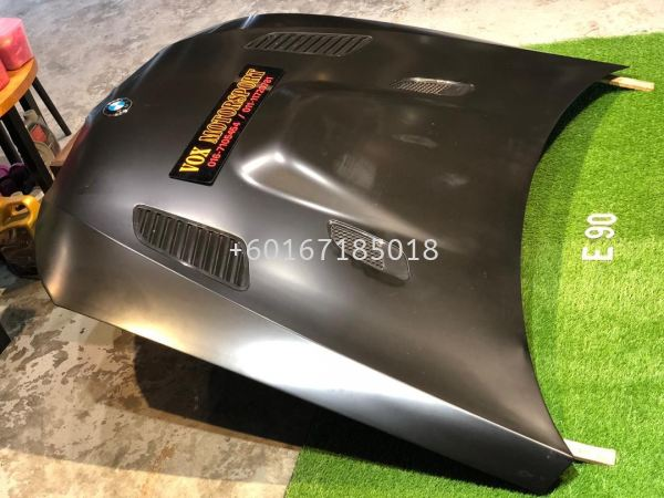 2009 2010 2011 bmw e90 lci front hood bonet m3 dtm style for e90 lci replace upgrade performance look steel material new set E90 BMW Johor Bahru JB Malaysia Supply, Supplier, Suppliers | Vox Motorsport