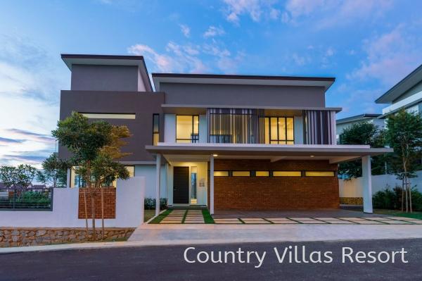 Phase 5 St. Andrews Serires Current Project Melaka Property Melaka, Ayeh Keroh, Malaysia Villas, Resort | Country Villas Resort Sdn Bhd