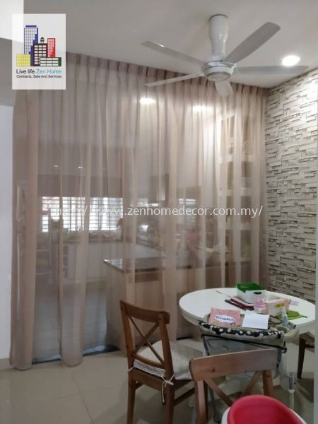 Lace Lace Curtain & Lace Selangor, Malaysia, Kuala Lumpur (KL), Puchong, Shah Alam Supplier, Suppliers, Supply, Supplies   Zen Home Decor