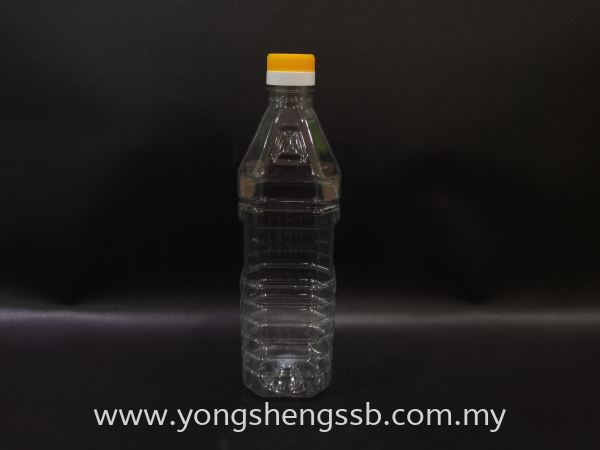 BOTTLE SQUARE 1000ML (105PCS/BAG) Plastic Cup / Bottle / Bowl / Plate Container / Plastic Cup / Bottle / Bowl / Plate / Tray / Cutleries / PET Johor Bahru (JB), Malaysia, Muar, Skudai Supplier, Wholesaler, Supply | Yong Sheng Supply Sdn Bhd