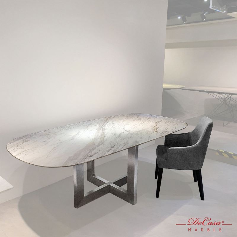 Volakas | Greece | 8 Seaters | Oblong | Dining Table only